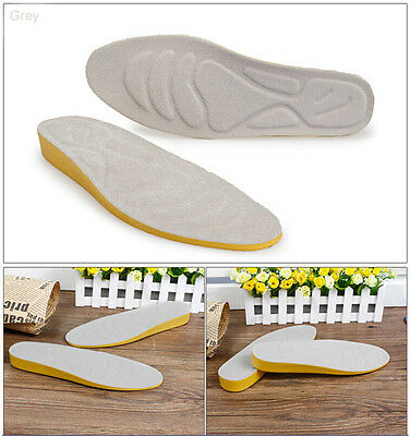 FootSoothers™ 3cm Height Increase Insoles Shoe Heel Lifts Insoles Taller Cushion