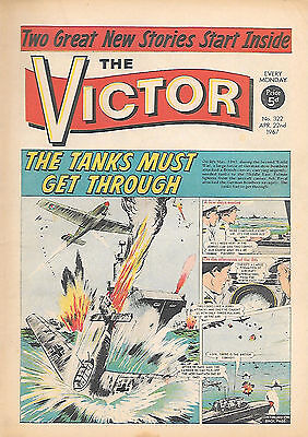 The Victor 322 (Apr 22, 1967) almost high grade