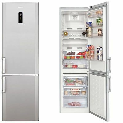 frigo combinato classe a 355 lt no frost inox cn 236220x beko eur 429 90 picclick it. Black Bedroom Furniture Sets. Home Design Ideas
