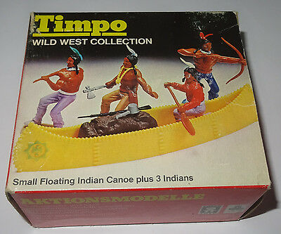 TIMPO TOYS  Wild West Collection Indianer  REF. Nr. 754