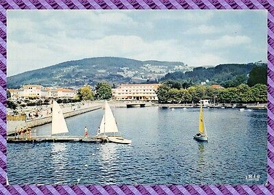 Carte Postale - GERARDMER les rives du lac