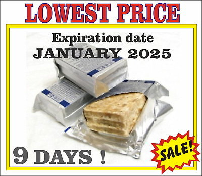 9 days 216H 7200Kcal Russia emergency food mre rations survival army food bars