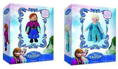 New CROCHET YOUR OWN DOLL KIT Disney Frozen styles