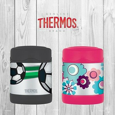 Thermos FUNtainer Stainless Steel Food Flask 290ml