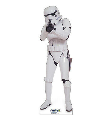 Stormtrooper Star Wars Life Size Cardboard Cutout Standup Standee
