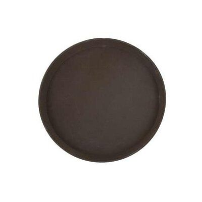 Winco Easy Hold Round Tray, 16-Inch