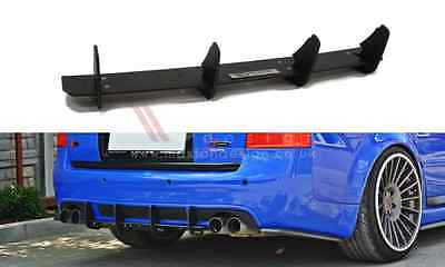 Rear Diffuser - For Audi Rs6 C5 Avant (2002-2004)