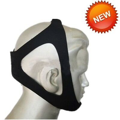 Stop Snoring Chin Strap Belt Anti Snore Aid Sleep Newest!