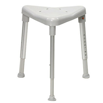 Shower Stool - Etac Edge Adjustable Bath Seat Chair Aid Aluminium Plastic