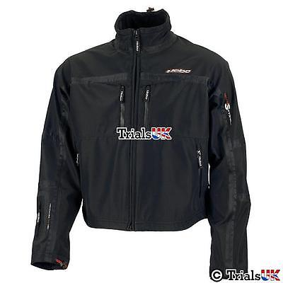 Hebo Softshell Jacket-Black XL Only-Over 100 poundsOff-Trials-Enduro-Offroad-MX