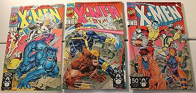 Marvel: X-Men (1991) #1 1st Issue! A legend Reborn! All 5 covers!