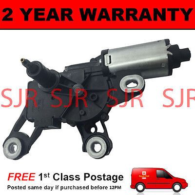 12V Window Windscreen Wiper Motor Rear Back For Audi A3 2003-2013