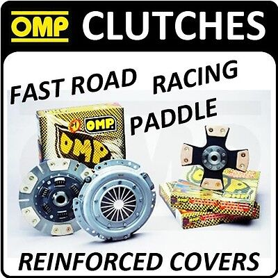 OMP 228mm ROAD CLUTCH PLATE FIAT COUPE 2.0 TURBO 16V