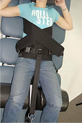 Quick Eaze Traction Table Belts Therapy Decompression