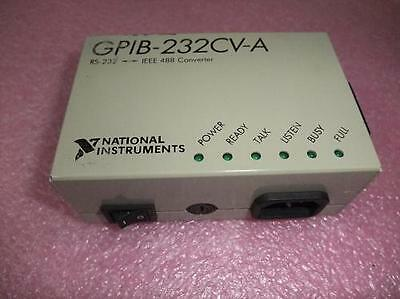 National Instruments NI GPIB-232CV-A RS232-IEEE 488 Converter