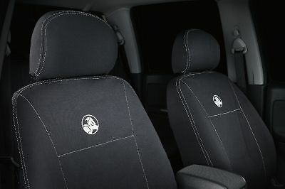 Gm Genuine Holden Rg Colorado Front Seat Cover Inserts