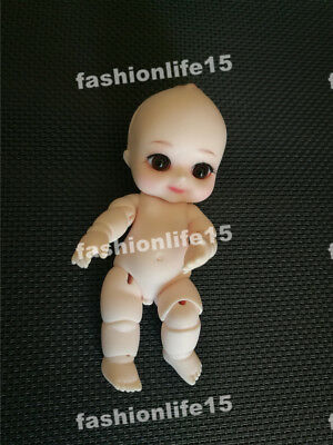 1/8 BJD doll NAPPY CHOO free eyes +face make up