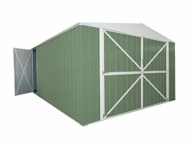 Workshop Garage 3.45m x 6.0m x 2.3m Rivergum Garages Steel NEW