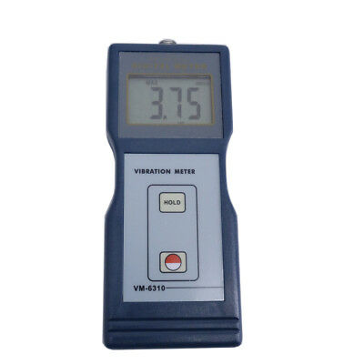 Brand New VM6310 Portable Digital Vibration Tester Meter Vibrometer
