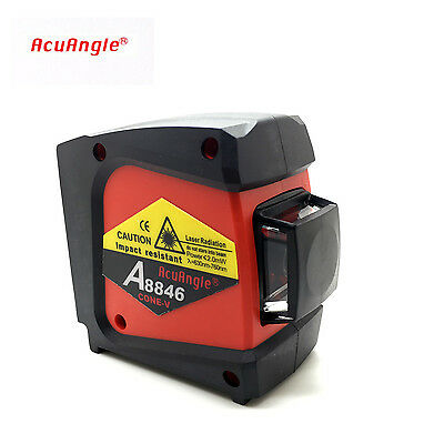 AK30 360 degree self-leveling rotary Red wall meter Laser levels gravity leveL