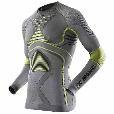 X-Bionic Man Radiactor EVO Shirt Long Sleeve Round Neck Funktionsshirt Herren