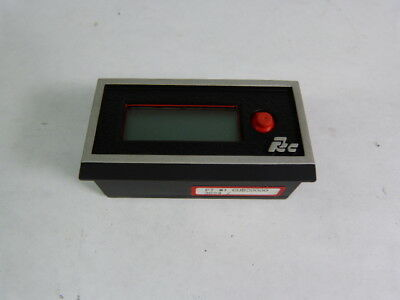 Red Lion CUB20000 Miniature Electronic Counter  NOP