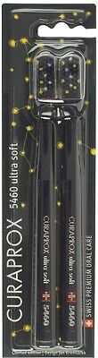 Curaprox CS 5460 Night Galaxy Ultra Soft Toothbrush *duo pack - limited edition*