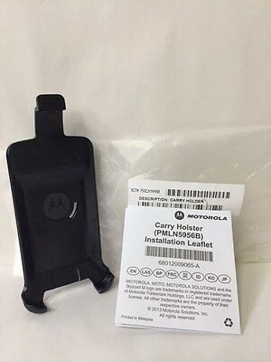 Motorola SL Series Swivel Belt Clip Carry Holster PMLN5956B SL7550,7580,7590 OEM