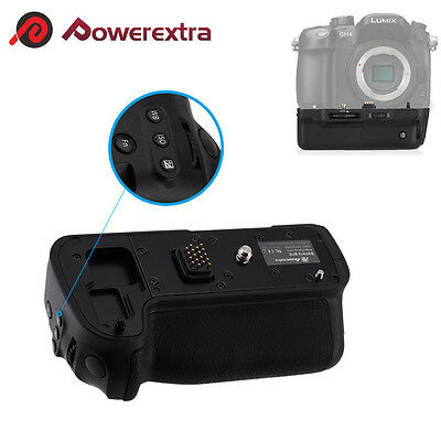 Vertical DMC-GH3 Battery Grip for Panasonic Lumix DMW-BGGH3 DMC-GH4 DSLR Camera