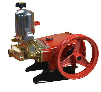 Garden Insecticide Pesticide Chemical Spray Pump 3-Plunger Pressure Washer