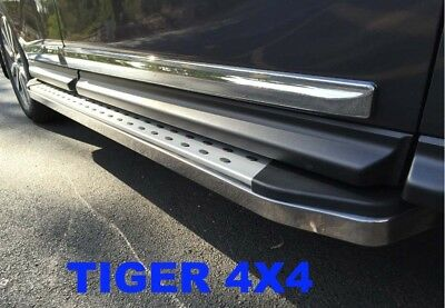 (#450) Nissan Pathfinder R52 2013 to 2017 Aluminium Running Boards Side Steps