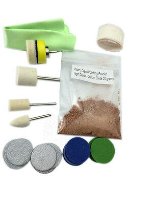 Watch Glass Polishing Kit, Phone & Tablet Screen Scratch Remover