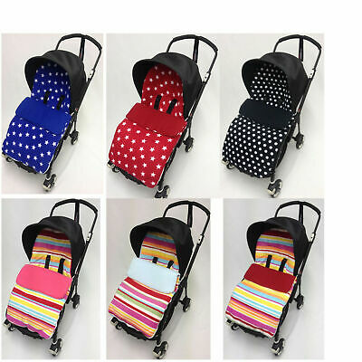 Pattern Footmuff Compatible With Bugaboo Buggy/pushchair/pram