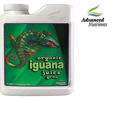 Advanced Nutrients Iguana Juice Grow 1L fertilizzante vegetativa 100% organico