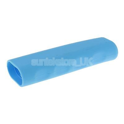 Blue Silicone Auto Car Hand Brake Handle Hand Break Protect Cover