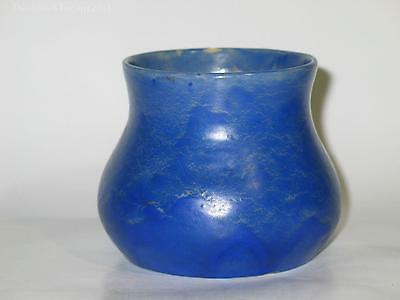 Peggy Whiting Blue Vase, Australian Studio Pottery
