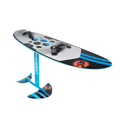 2016 Cabrinha Double Agent Foilboard Package