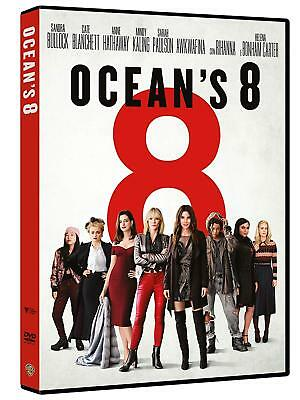 Dvd Ocean's Eight (2018) - Sandra Bullock  ...NUOVO
