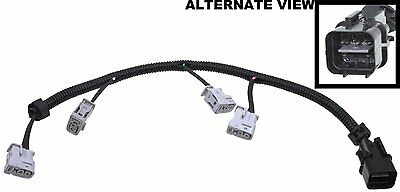 Ignition Coil Pigtail Connector Wiring Harness 1.6 Kia Hyundai Accent Rio 06-11