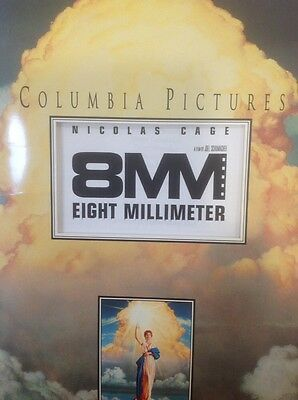 Eight Millimeter Movie Press Kit Rare , Plus Bonus Presskit City Of Angels