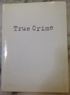 True Crime Movie Press Kit Rare ,  Plus Bonus Presskit Zero Effect
