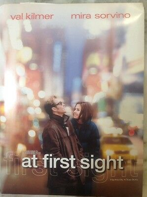 At First Sight Movie Press Kit Rare ,  Plus Bonus Presskit A Thousand Acres