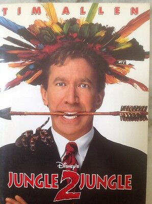 Jungle 2 Jungle Movie Press Kit Rare , Plus Bonus Presskit I'll Be Home For Xmas