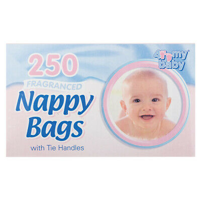 4 My Baby Nappy Bags 250