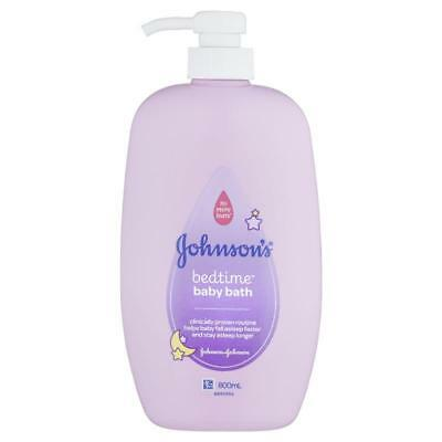 Johnson & Johnson - Johnson's Baby Bedtime Bath 800ml
