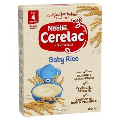 Cerelac Infant Cereal Rice 200g