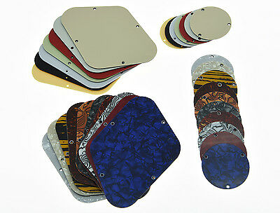 LP Back Control & Switch Plate Cavity Cover Fits Gibson Les Paul Various Colors