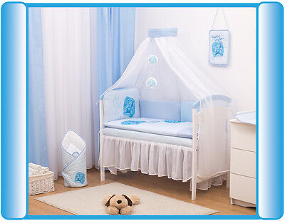 Lovely Children's bedding Cotton 100% With The Application 135x100 Mosquito Net