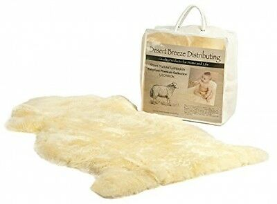 New Zealand Lambskin For Baby - 100% Natural And Luxuriously Soft Shorn Wool -