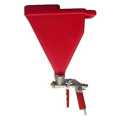 Hopper Gun 3 Spray Tips Wall Ceiling Drywall Texturing Texture Sprayer Painting
